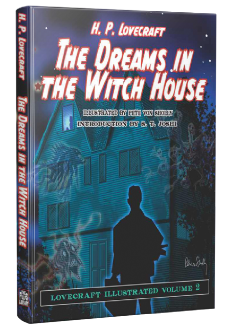 The Dreams in the Witch House [hardcover] by H. P. Lovecraft [DINK]